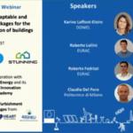 STUNNING Webinar over geïntegreerde, aanpasbare en betaalbare energetische renovatiepakketten voor gebouwen