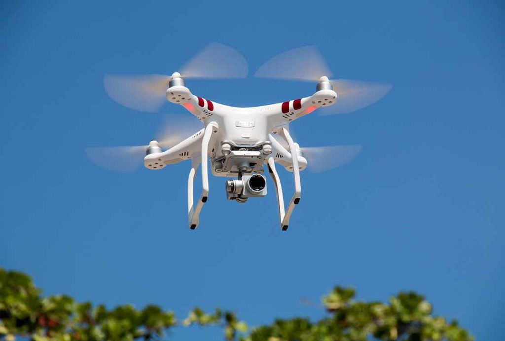 """Twee opleidingsnamiddagen """"Inspecteren van gebouwen met drones"""""""